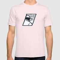 Regrets, Memories, Reminisces Mens Fitted Tee Light Pink SMALL