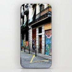 Street Corner iPhone & iPod Skin