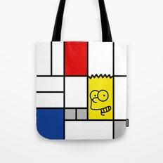 Art Simpson Tote Bag