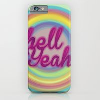 Hell Yeah! iPhone 6 Slim Case