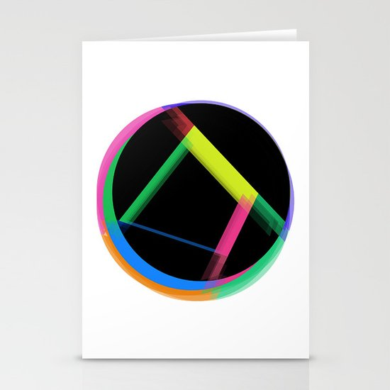 Undone Stationery Card