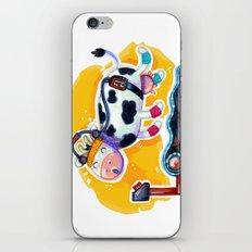 Fat Free Milk iPhone & iPod Skin
