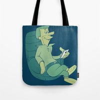 I live in the future - The Jetsons revival Tote Bag