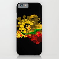 Beheaded With Flowers iPhone 6 Slim Case