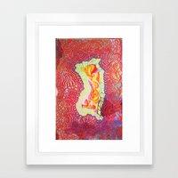 Sea of Possibilities Framed Art Print