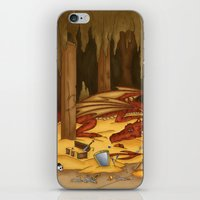Smaug, the last dragon iPhone & iPod Skin
