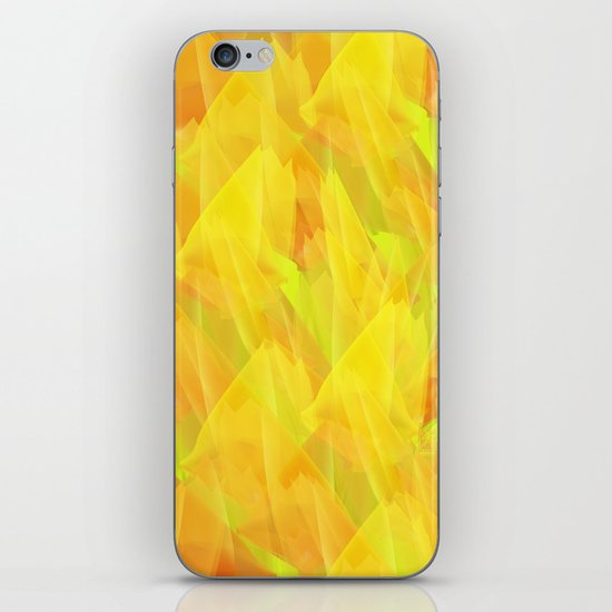 Tulip Fields #106 iPhone & iPod Skin