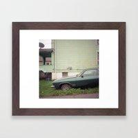 Arbutus, MD Framed Art Print