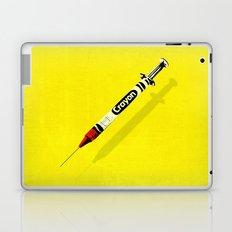 Addicted to Art Laptop & iPad Skin