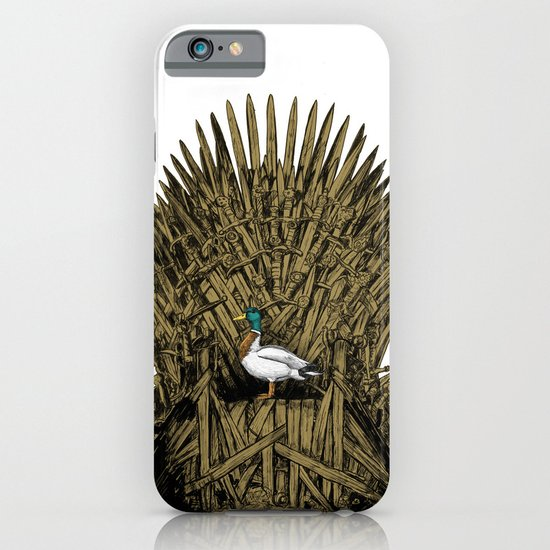 Game on Throne iPhone & iPod Case