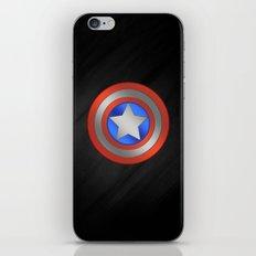 Cap. America iPhone & iPod Skin