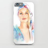 iPhone & iPod Case featuring Cameron by Robin Curtiss