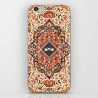 Sarouk Farahan Design iPhone & iPod Skin