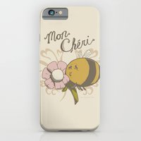 iPhone & iPod Case featuring le bee by awkwardyeti