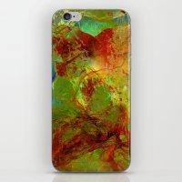 Dreamlike landscape iPhone & iPod Skin