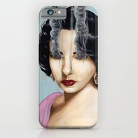 Elizabeth Taylor iPhone 6 Slim Case
