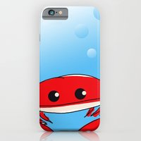 iPhone & iPod Case featuring The Crabness by JEDArts by J. Eric Dunlap
