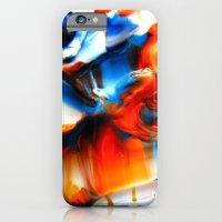 signal cascade iPhone 6 Slim Case