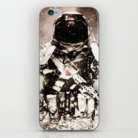 Over The Moon iPhone & iPod Skin