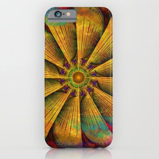 Mandala - Antiqued iPhone & iPod Case