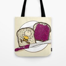 Peanut butter & Jelly Tote Bag