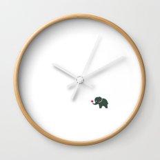 Elliefant Wall Clock