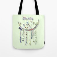 Peace of the Innocent Tote Bag