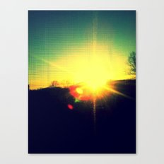 Kryon of Light Canvas Print