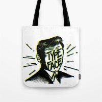 Typeface Tote Bag