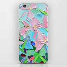Spring Lillies iPhone & iPod Skin