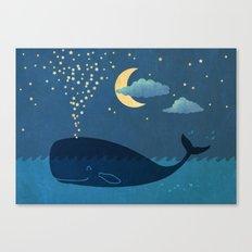 Star-maker Canvas Print