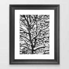 VENAL LIFE Framed Art Print
