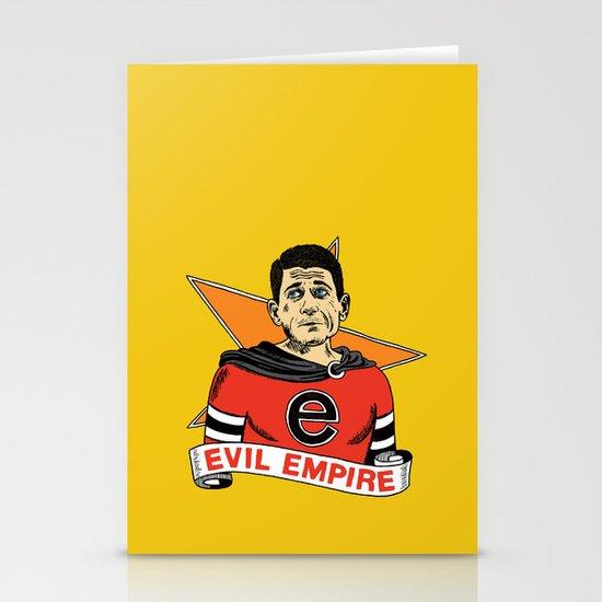 Ryan's Evil Empire Stationery Card