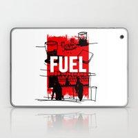 FUEL Laptop & iPad Skin