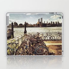 NYC Bikes Laptop & iPad Skin