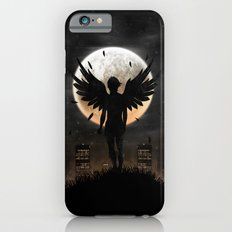 Lost in the world of humanity iPhone 6 Slim Case