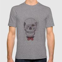 EFÍMERO Mens Fitted Tee Athletic Grey SMALL