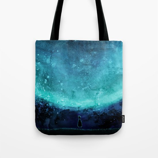 Sky of Wonder Tote Bag