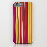 iPhone & iPod Case featuring Stripes I by Ted and Rose Design