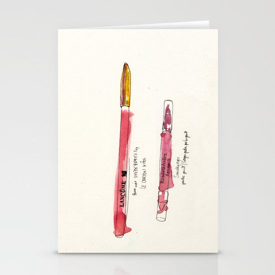Le Crayôn Stationery Card