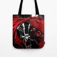 Spawn Tote Bag