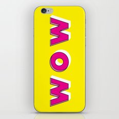 WOW iPhone & iPod Skin
