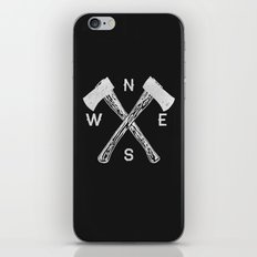 Compass 2 iPhone & iPod Skin