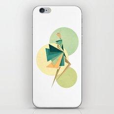 Walk the walk iPhone & iPod Skin