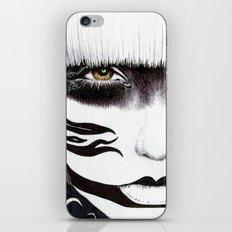 Momoko iPhone & iPod Skin