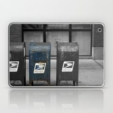 chicago mailboxes Laptop & iPad Skin