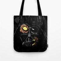 Darth Vader Zombie Tote Bag