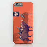 iPhone & iPod Case featuring I'll take the buffalo by Darkwing Vak