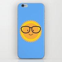 Sunglasses iPhone & iPod Skin
