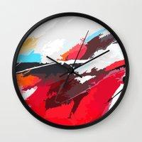 Acrylic Fusion Wall Clock